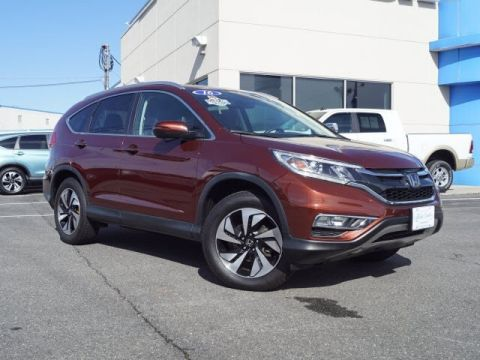 Pre Owned 2016 Honda CR V Touring