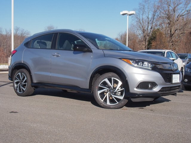 new 2019 honda hr v sport suv in lynchburg 11639 billy craft honda rh billycrafthonda com