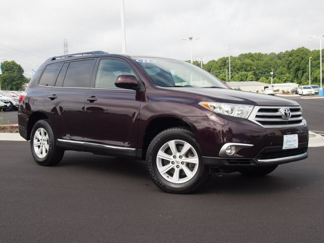 Pre-Owned 2012 Toyota Highlander Base V6
