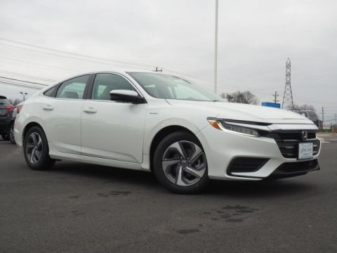 New 2020 Honda Insight EX FWD Sedan