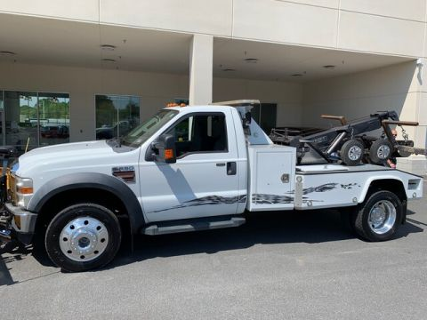 2009 Ford F-550 SUPER DUTY WRECKER