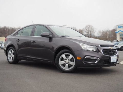 Pre-Owned 2016 Chevrolet Cruze Limited 1LT Auto FWD Sedan