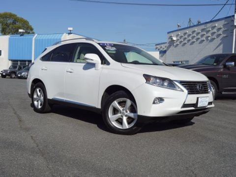 Pre owned 2015 lexus rx 350 base suv in lynchburg p6507 for Billy craft honda lynchburg