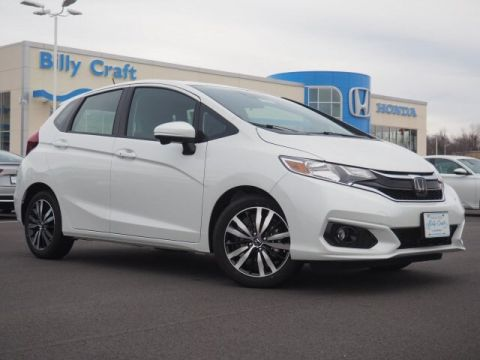 New 2020 Honda Fit EX FWD Hatchback