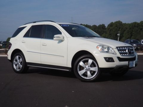 Pre-Owned 2011 Mercedes-Benz ML 350 ML 350