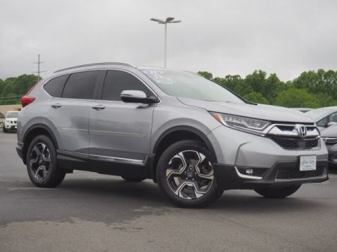 Pre-Owned 2019 Honda CR-V Touring With Navigation & AWD