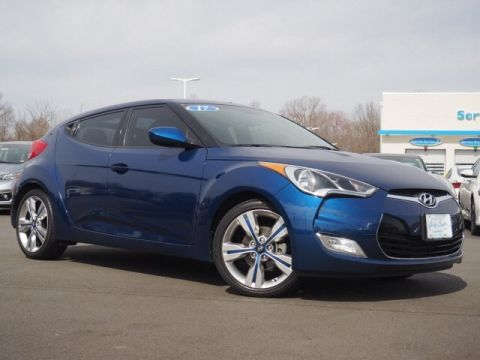 2017 Hyundai Veloster Value Edition