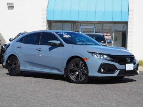 Pre-Owned 2017 Honda Civic EX-L w/Navi